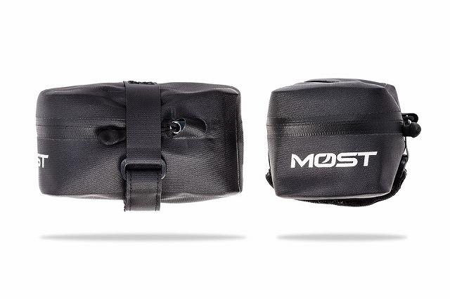 MOST(モスト) THE CASE ウォータープルーフサドルバッグ