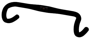 BENEFIT(ベネフィット) ハンドル アルミスモールハンドル ブラック 320mm
