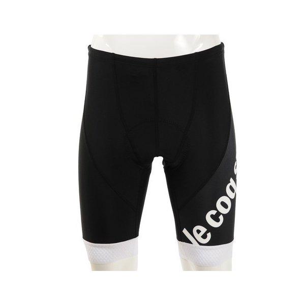 Le coq sportif ( ルコックスポルティフ ) レーサーパンツ QCMLGD10 パンツ ブラック O
