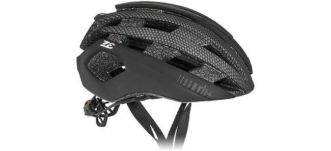 rh+(アールエイチプラス) 18 EHX6074 Z EPSILON ヘルメット マットブラック / マットカーボンルック L/XL(58-62cm)