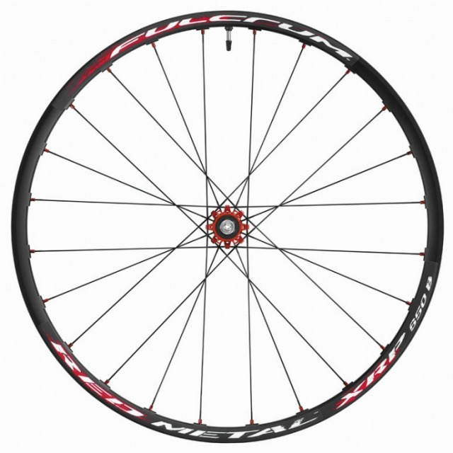 FULCRUM(フルクラム) RED METAL XRP  650B/6H