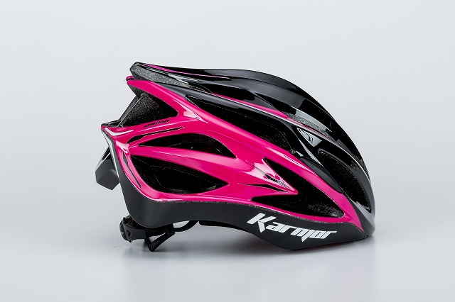 KARMOR(カーマー)ASMA2  L:59-60cm ブラック/ ピンク