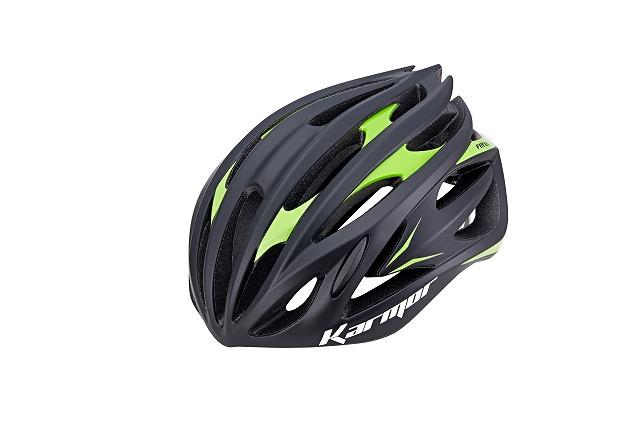 KARMOR(カーマー)FEROX2 S/M:55-58cm ブラック / グリーン