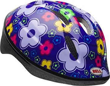 BELL ( ベル ) ヘルメット ZOOM 2 ( ズーム2 ) KIDS パープルブロッサム M/L(52-56)