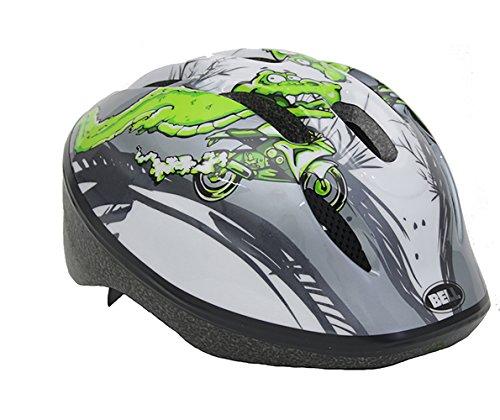 BELL ( ベル ) ヘルメット ZOOM 2 ( ズーム2 ) KIDS ホワイトモトゲーター XS/S(48-54)