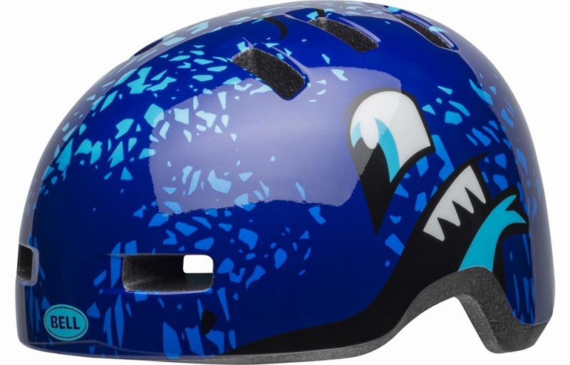 BELL ( ベル ) ヘルメット LIL RIPPER ( リルリッパー ) KIDS ブルーアイズ UC(48-55)