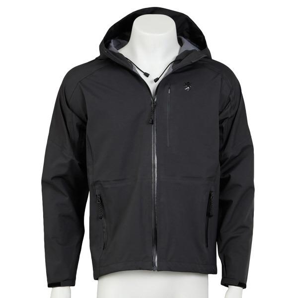 KAPELMUUR(カペルミュール) ウォータープルーフ ライトジャケット  ブラック XXL