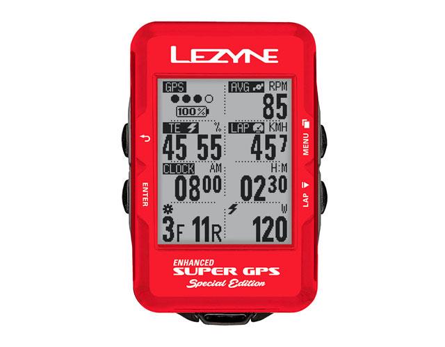 LEZYNE(レザイン) SUPER GPS LIMITED グリーン