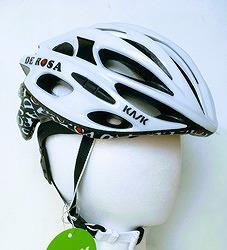 【オンライン限定特価】 KASK ( カスク ) ヘルメット MOJITO ( モヒート ) DE ROSA REVO ホワイト / ブラック S