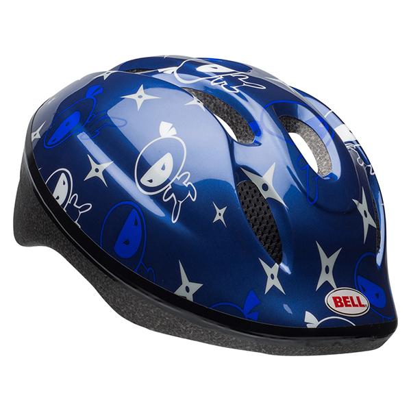 BELL ( ベル ) ヘルメット ZOOM 2 ( ズーム2 ) KIDS ブルーニンジャ XS/S(48-54)