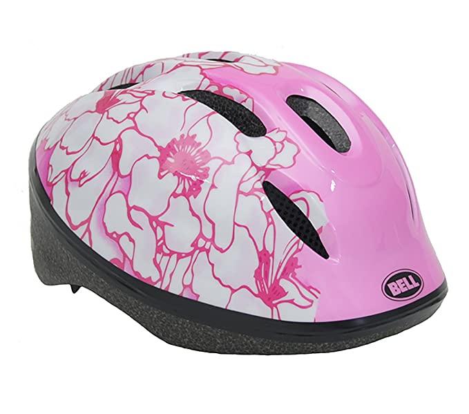 BELL ( ベル ) ヘルメット ZOOM 2 ( ズーム2 ) KIDS ピンクフラワーズ M/L(52-56)