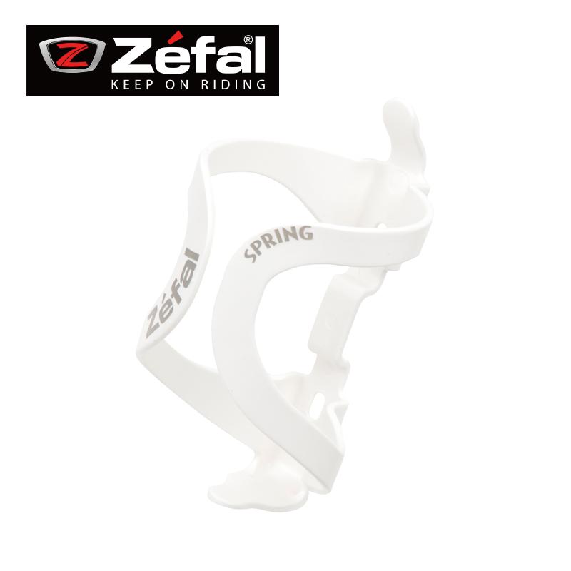 ZEFAL ( ゼファール ) スプリングボトルケージ ホワイト