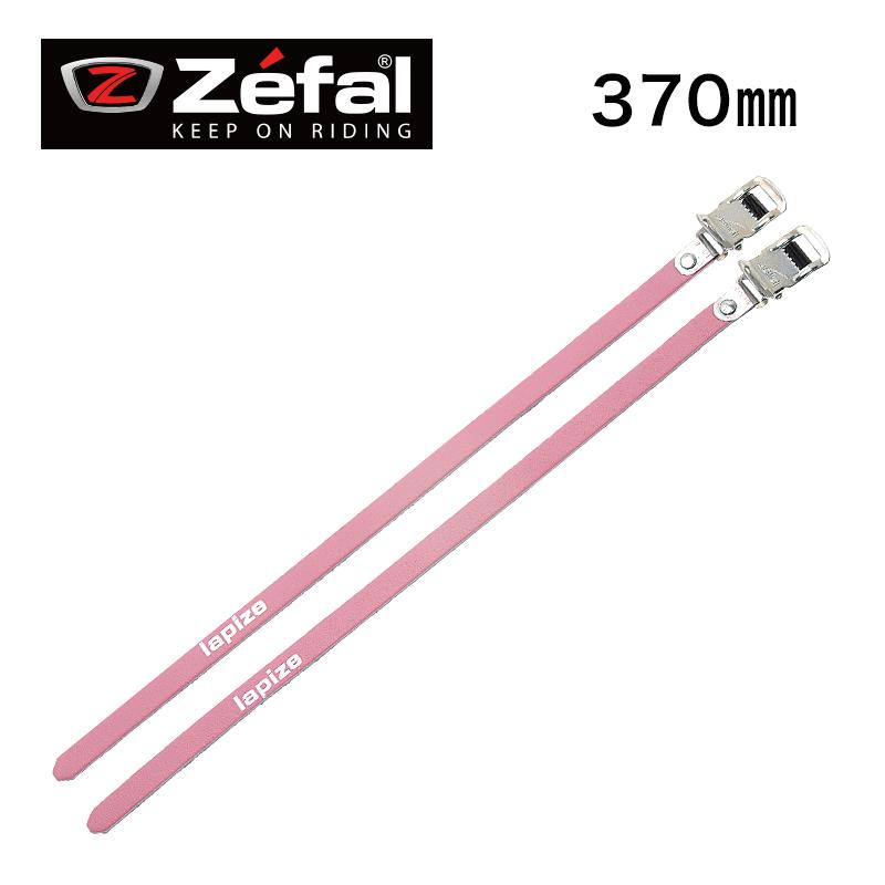 ZEFAL(ゼファール)レザートーストラップ ピンク