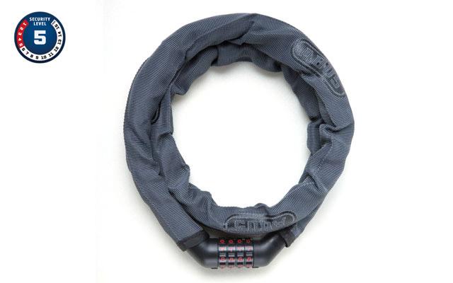 ABUS(アブス) 鍵 1360 COMBO ケーブルロック グレー/ブラック 110