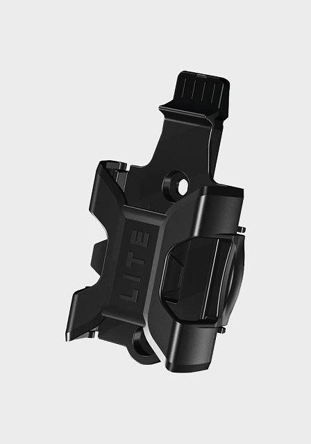 ABUS(アブス) BORDO LITE HOLDER SH 6055 ブラック