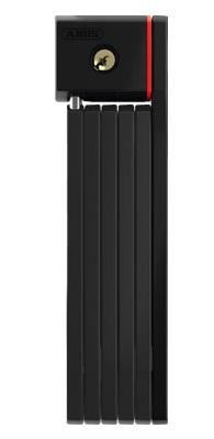 ABUS(アブス) 鍵 U GRIP BORDO 5700 SH ブレードロック ブラック 80