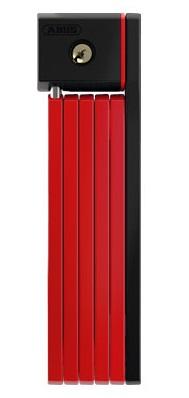 ABUS(アブス) 鍵 U GRIP BORDO 5700 SH ブレードロック レッド 80