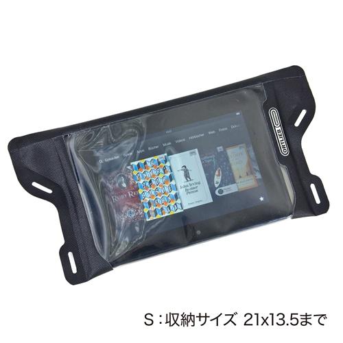 ORTLIEB(オルトリーブ)タブレットケース ブラック S