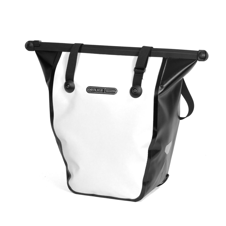 ORTLIEB(オルトリーブ)バイクショッパー ホワイト/ブラック
