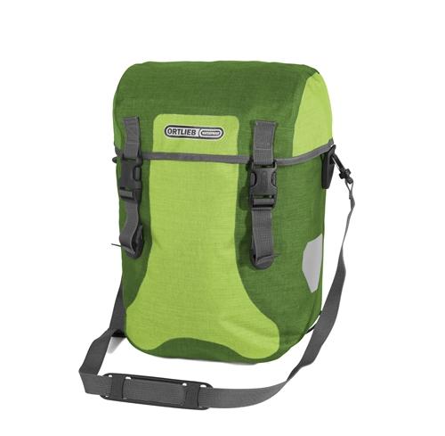 ORTLIEB(オルトリーブ)スポーツパッカー プラス (ペア) ライム/モスグリーン