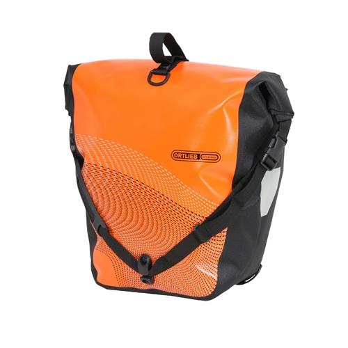 ORTLIEB(オルトリーブ)バックローラー デザイン (フロー) オレンジ