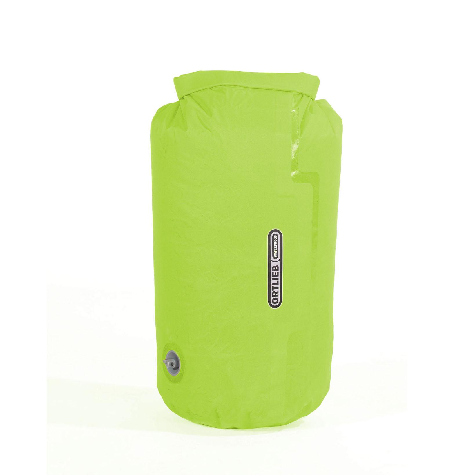 ORTLIEB(オルトリーブ)ドライバッグPS10 バルブ付 ライトグリーン 7L