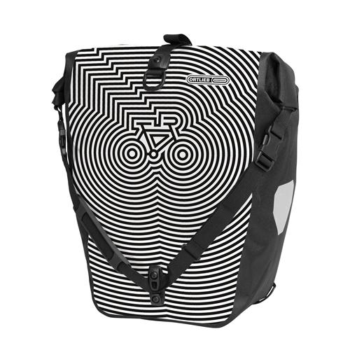 ORTLIEB(オルトリーブ)バックローラーデザイン QL2.1 (シングル)(サイクルデリック)ホワイト