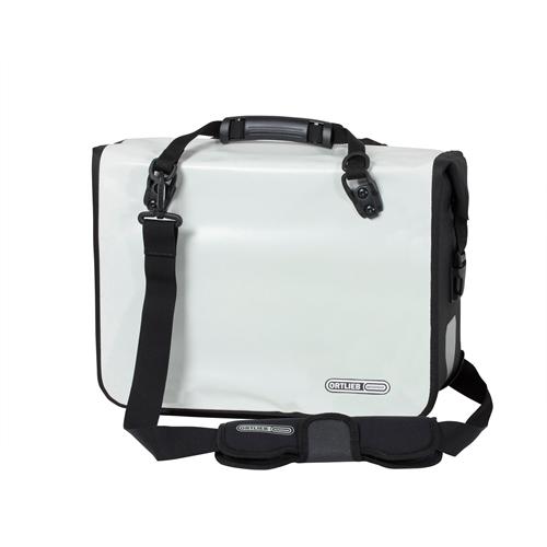ORTLIEB(オルトリーブ)オフィスバッグ QL2.1 ホワイト/ブラック L