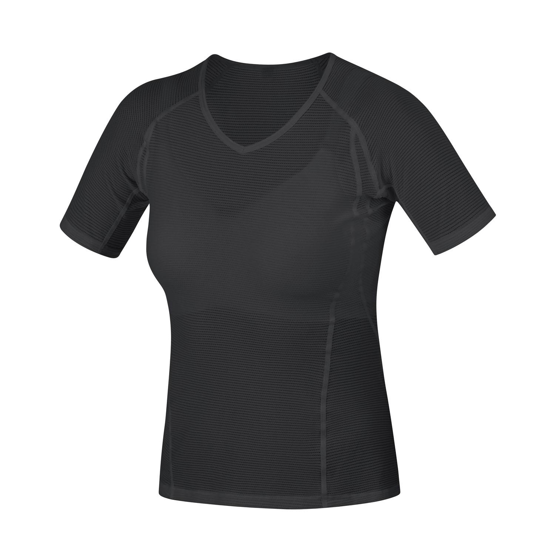 GORE WEAR(ゴアウェア)BASELAYER LADY SHIRT ブラック XS