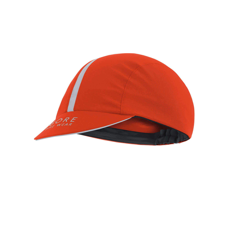 GORE WEAR(ゴアウェア)EQUIPE LIGHT CAp オレンジ ONE