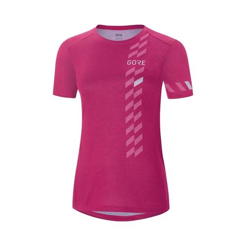 GORE WEAR(ゴアウェア)M WOMEN ブランド シャツ ジャジーピンク杢 XS