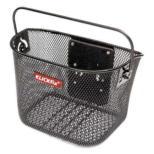 RIXEN KAUL ( リクセンカウル ) ミニバスケット ブラック W29 X H19 X D20cm