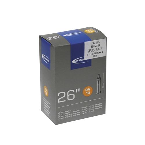 SCHWALBE(シュワルベ)12DV ハコ 26x1-3/8 , 650x35A