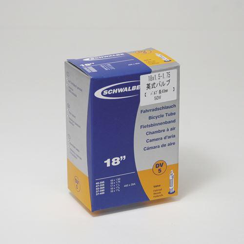 SCHWALBE(シュワルベ)5DV ハコ 18x1.50/1.75 , 17x1-1/4