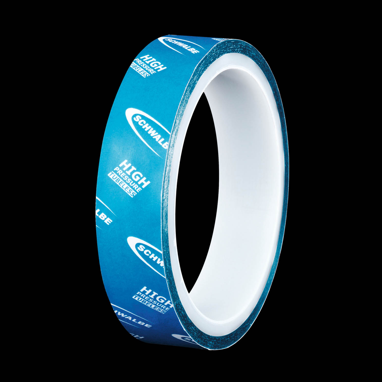 SCHWALBE(シュワルベ)チューブレスリムテープ ブルー 10m X 21mm