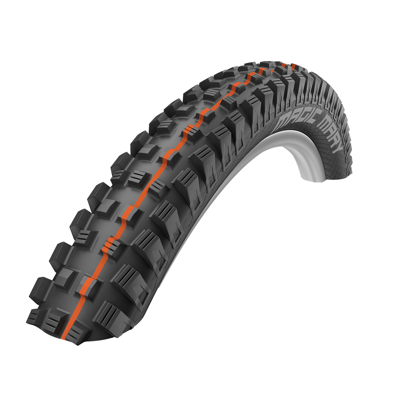 SCHWALBE ( シュワルベ ) タイヤ マジックマリー ADDIXソフト ブラック 27.5X2.60
