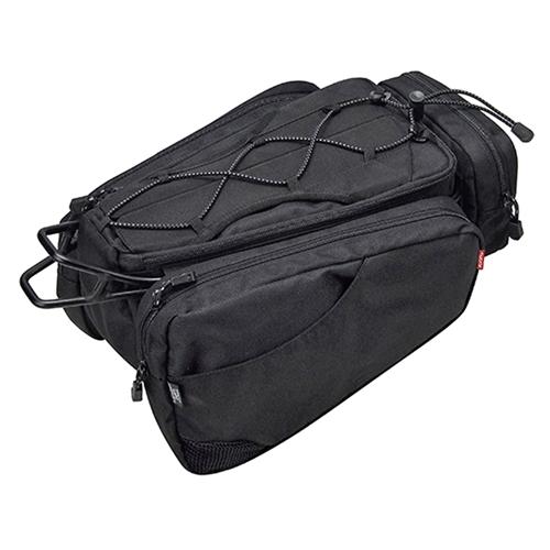 RIXEN KAUL(リクセンカウル)コントアーマックススポーツ ブラック W28 X H22 X D38cm