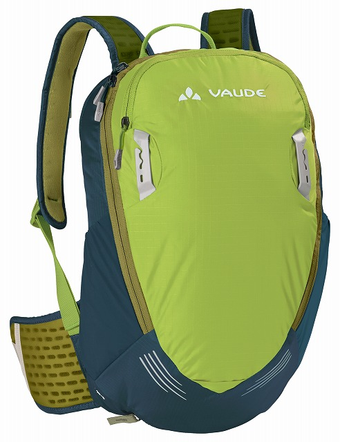 VAUDE(ファウデ) CLUSTER  グリーン 10+3リットル