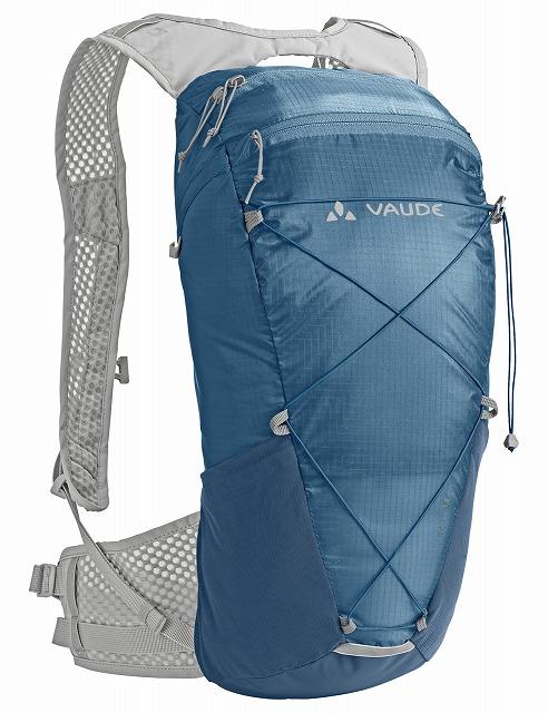 VAUDE(ファウデ) UPHILL LW  ウォッシュドブルー 12リットル