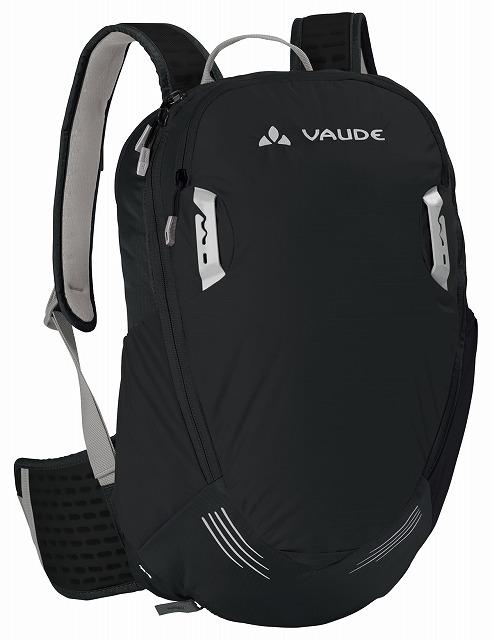 VAUDE(ファウデ) CLUSTER  ブラック / ダヴ 10+3リットル