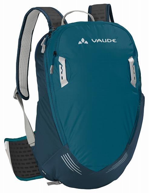 VAUDE(ファウデ) CLUSTER  ダークペトロール / ブルーサファイア 10+3リットル