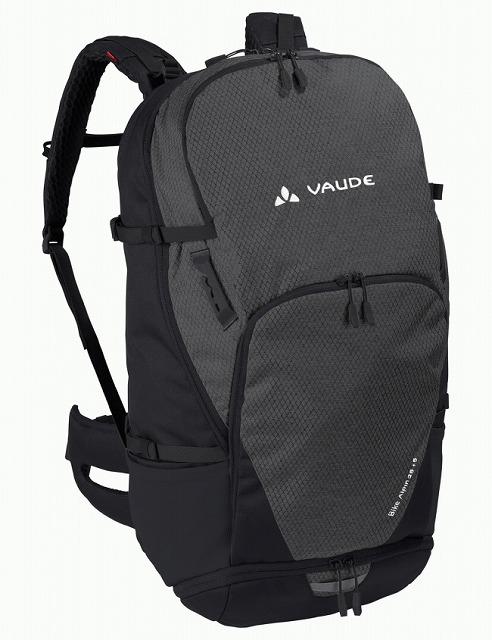 VAUDE(ファウデ) BIKE ALPIN  ブラック 25+5リットル