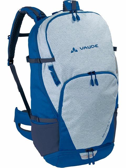 VAUDE(ファウデ) BIKE ALPIN  ラジエイトブルー 25+5リットル