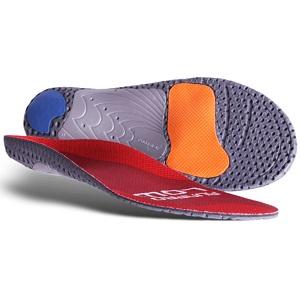 CURREX SOLE(キューレックスソール)RUNPRO LOW レッド XS