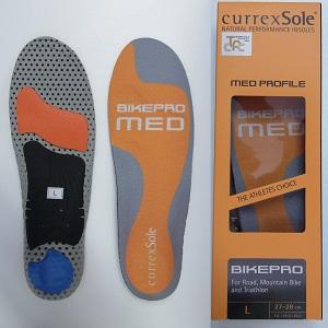 CURREX SOLE(キューレックスソール)BIKEPRO MID イエロー S