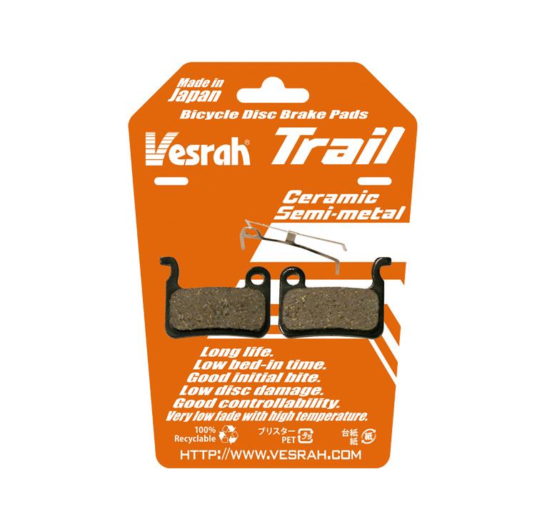 VESRAH ディスクブレーキパッド BP-004