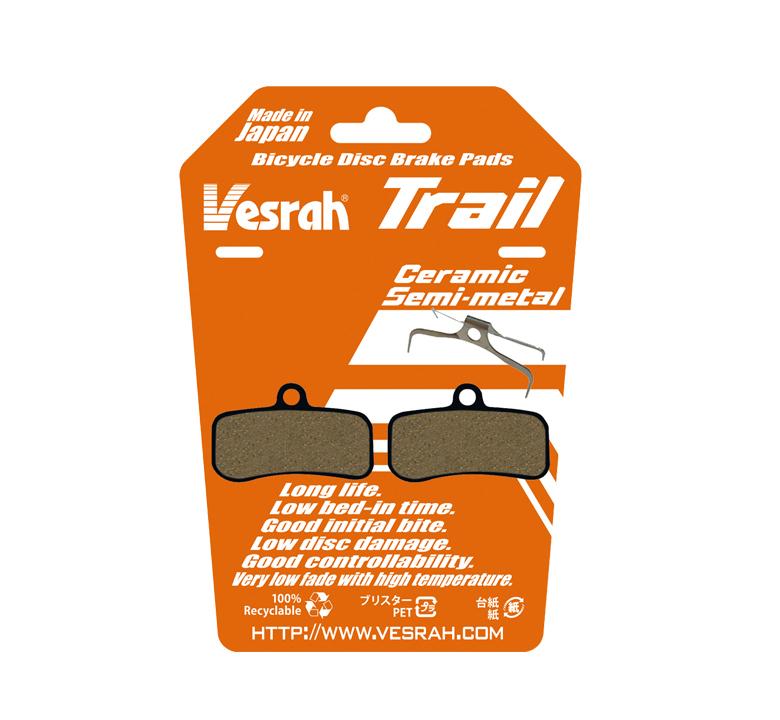 VESRAH ディスクブレーキパッド BP-034
