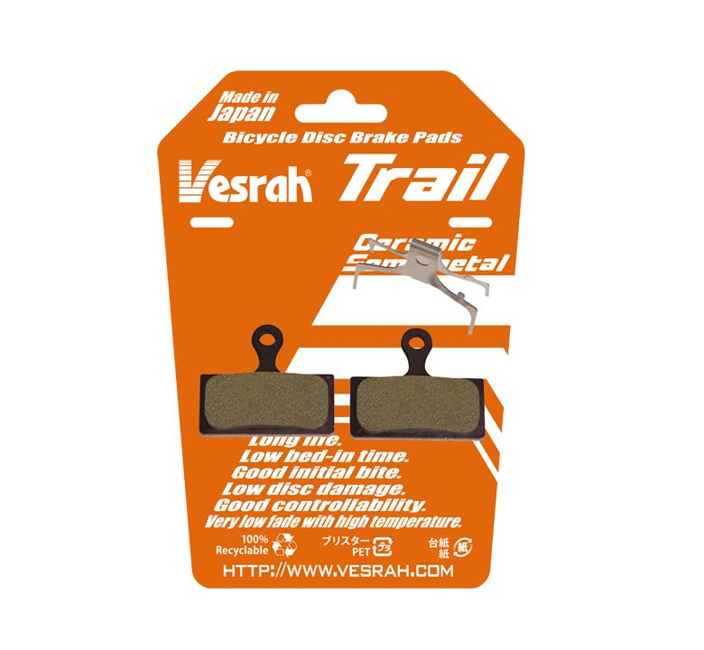 VESRAH ディスクブレーキパッド BP-041