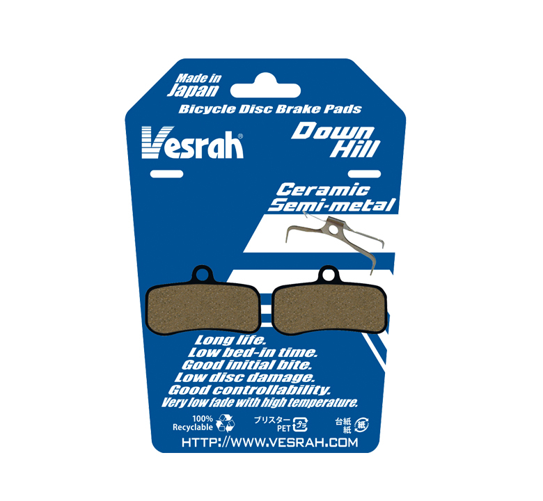 VESRAH ディスクブレーキパッド BP-034D
