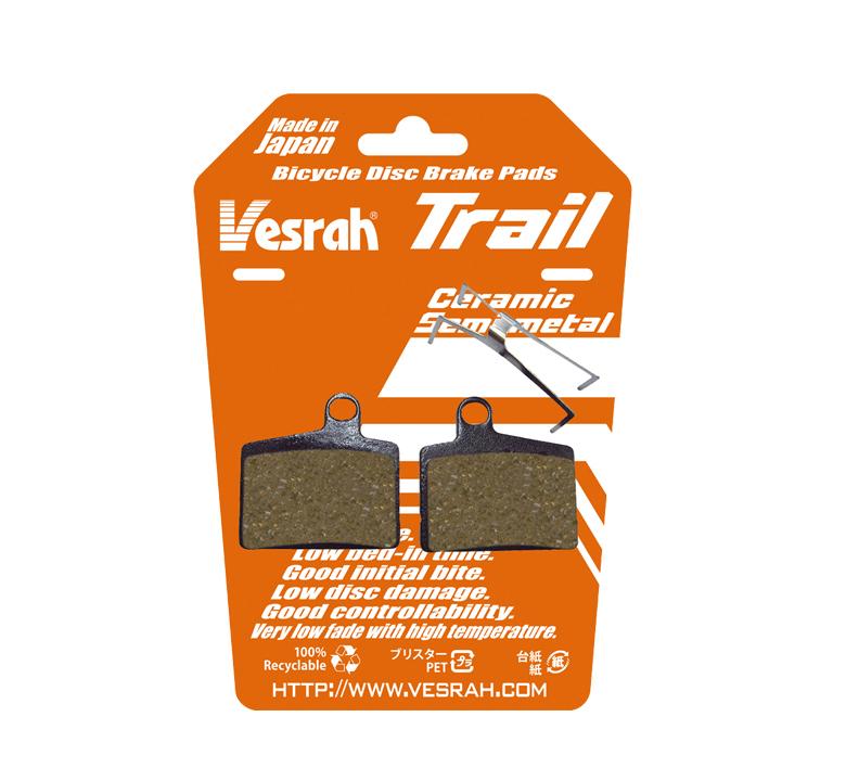 VESRAH ディスクブレーキパッド BP-027